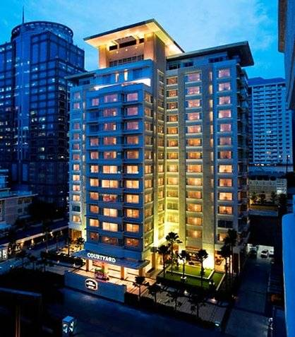 Courtyard by Marriott Bangkok (Formerly Courtyard Bangkok)
