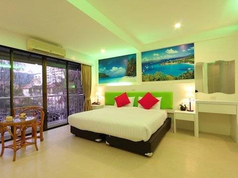 I Check inn Patong ( Formerly Narry Hotel Patong )